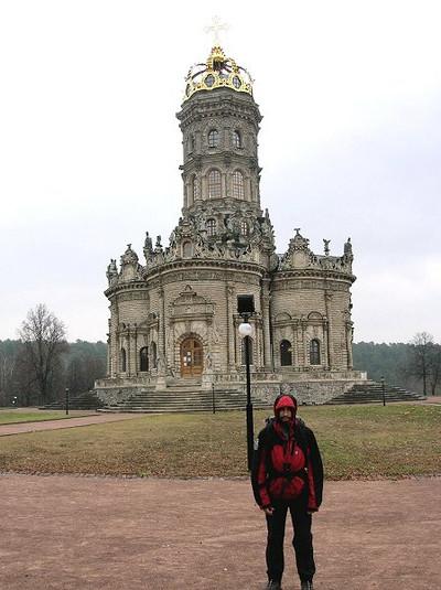 Храм Знамения Пресвятой Богородицы в Дубровицах (1697)