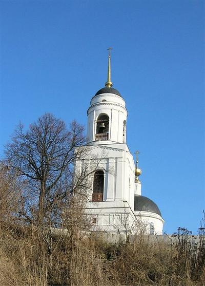 Храм Преображения Господня в Радонеже (1842)