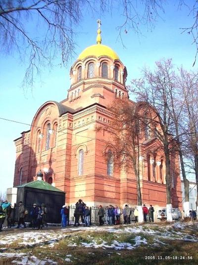 Никольский собор Хотькова монастыря (1904)