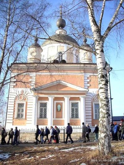 Покровский собор Хотькова монастыря (1816)