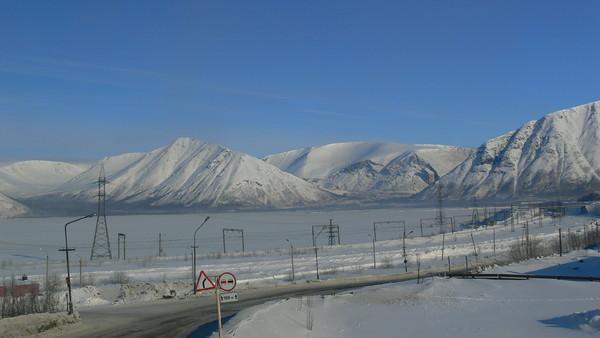 Озеро Б. Вудиявр