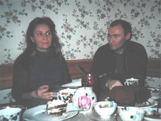 лето 2001