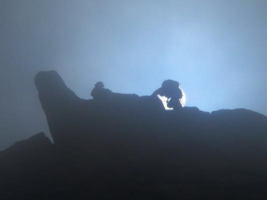 Фото сквозь туман