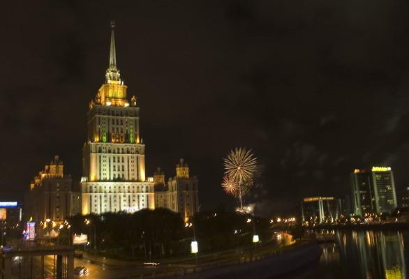 Гостиница Украина 25-08-06