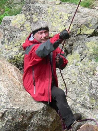 Наш инструктор В.Н. Поливко