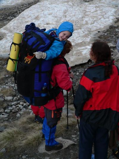 Альпинистами не рождаются...